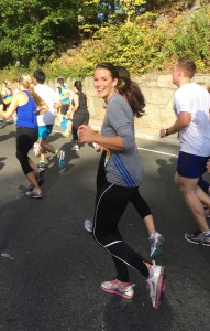 Rachel Runs Boston